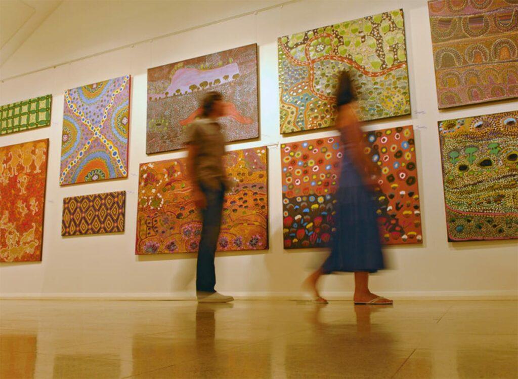 Art Charity Program