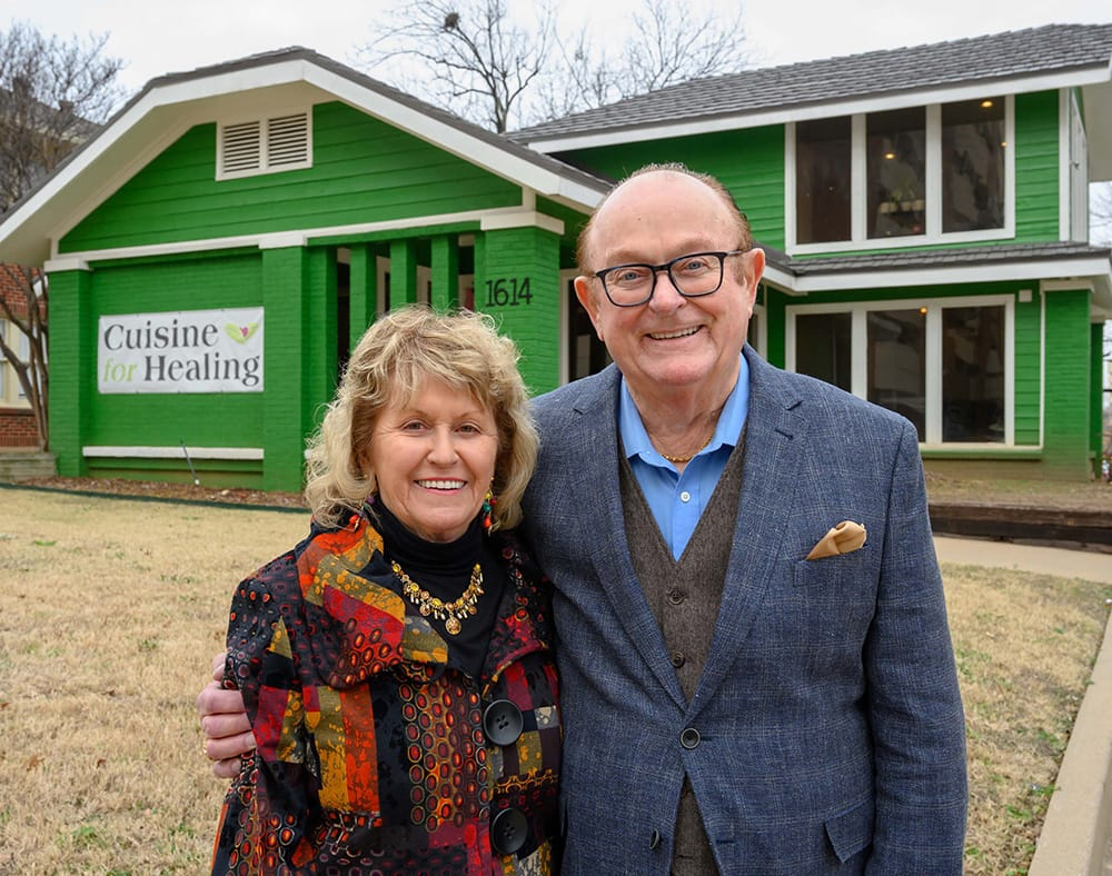 Shay and John Wells - NTCF Donors